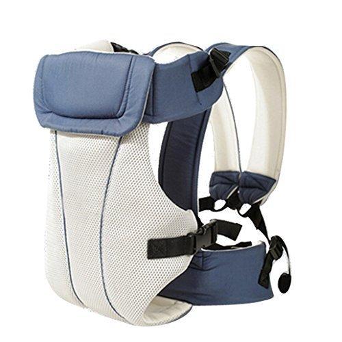 Für 0-30 Monate Baumwollen Komfortabel Und Einstellbar Babybauchtrage Rückentrage Babytragetuch Schutz Baby Carrier Babytrage Kindertrage