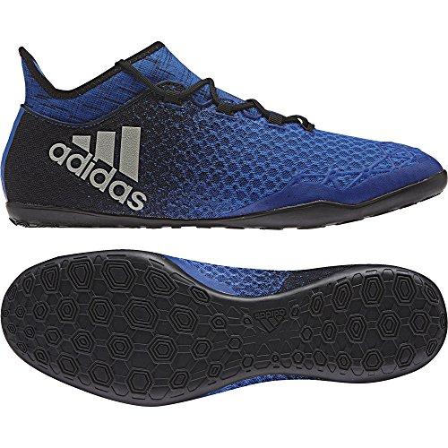 adidas X Tango 16.1 In, pour les Chaussures de Formation de Football Homme, Bleu (Blu Azul/Ftwbla/Negbas), 46 EU