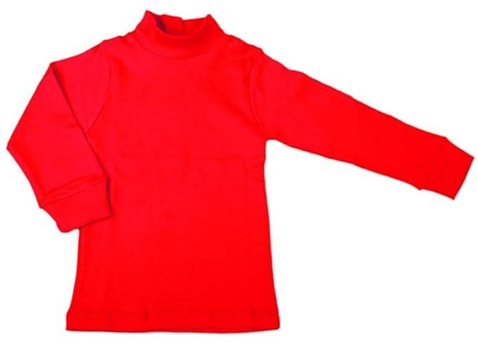 ba939a29f BabyVip - Body Polo Cuello Alto para niño y niña