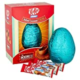 Allergen Information Contains Milk, May Contain Soya, May Contain Tree Nuts, Contains Wheat Ingredients KitKat Chunky Salted Caramel Fudge: Sugar, Skimmed Milk Powder, Cocoa Butter, Palm Oil, Wheat Flour, Cocoa Mass, Butterfat (from Milk), La...