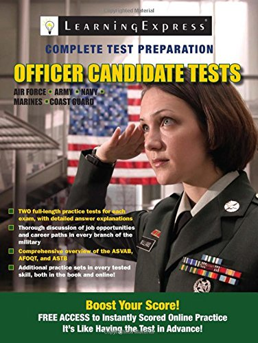 Officer Candidate Tests (Officer Candidate Exams (Learning Express))