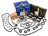 Evergreen TBK257MHVCA Fits Toyota Avalon & Lexus ES300 3.0L DOHC 1MZFE Timing Belt Kit Valve Cover Gasket AISIN Water Pump