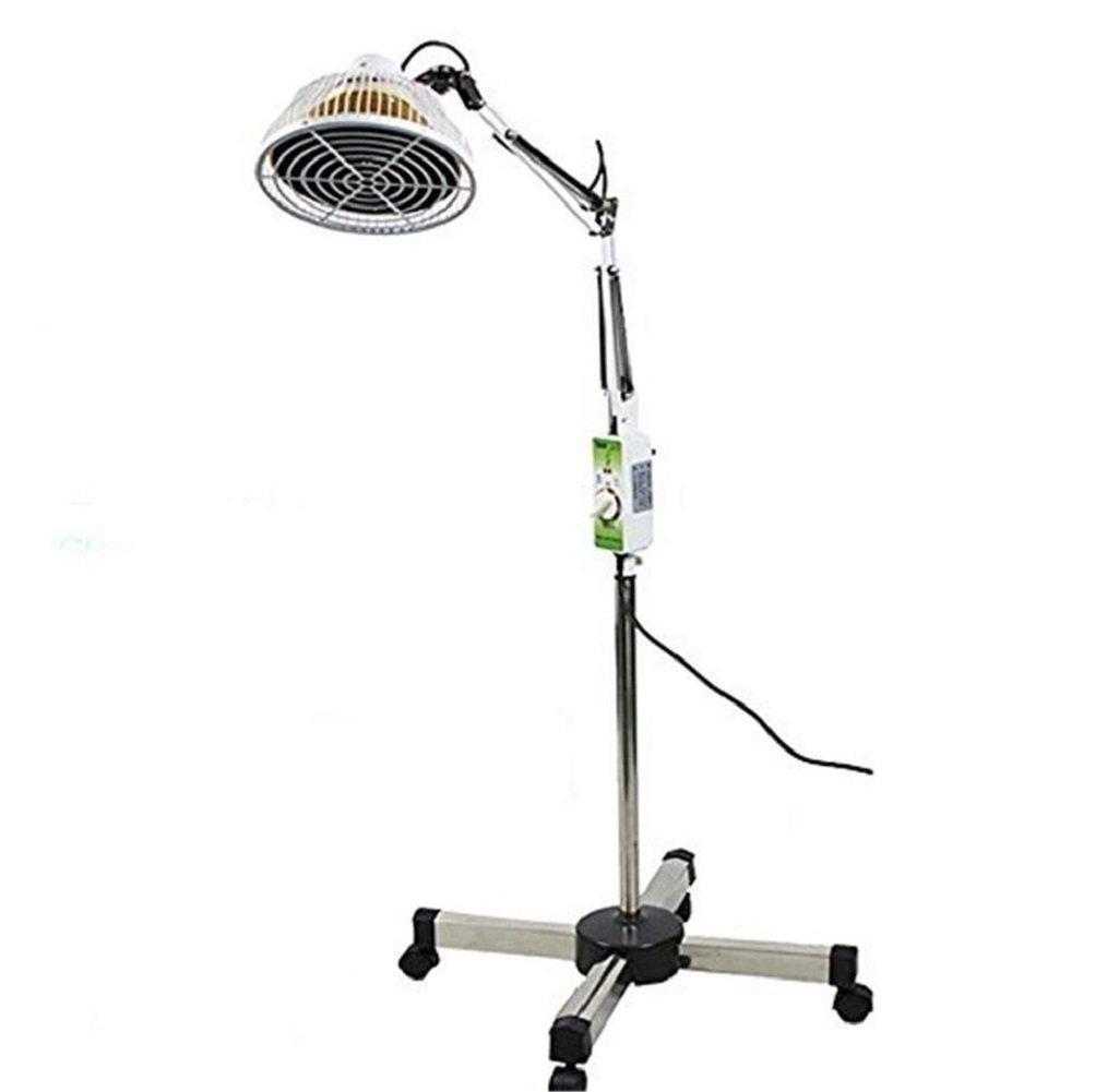 TDP Far Infrared Therapy Acupuncture Light Extraíble Head Floor Model Mineral Heat Lamp 300W: Amazon.es: Salud y cuidado personal