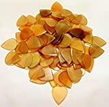 US Blues P3-JZAH Jazz Exotics Amber Horn Guitar Picks