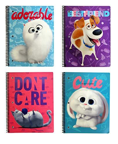 Secret Life of Pets Theme Book, 10.5