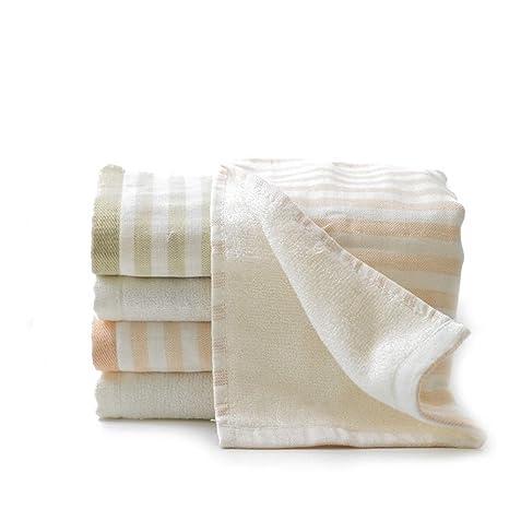 TDPYT 4 Unids/Toalla Absorbente/Fibra De Pulpa De Bambú Toalla De Lavado para