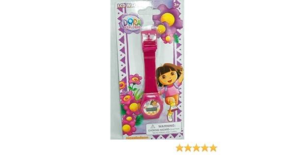 Dora The Explorer LCD Watch