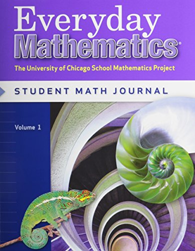 Everyday Mathematics, Grade 6, Student Materials Set (Journals 1 & 2)