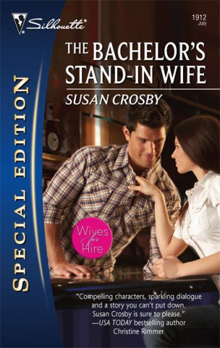 book cover of The Bachelor\'s Stand-In Wife