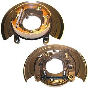 Gene Messer Ford >> Amazon.com: Ford 4C3Z-2209-AA - BRAKE ASY - REAR: Automotive