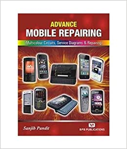 Buy Advance Mobile Repairing Multicolour Circuits Service Diagrams