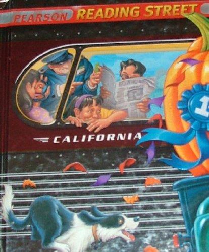 Pearson California Reading Street 5 (Reading Street Grade 5 Student Edition)