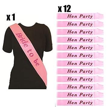 f185bd7eebfe 12 x ROSE ENTERREMENT DE VIE DE JEUNE FILLE écharpe + 1 x écharpe pour  future