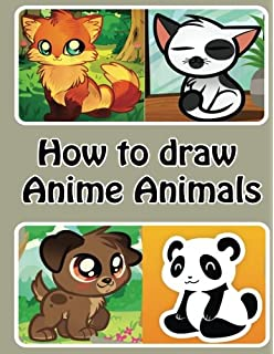 You Can Draw Cartoon Animals A Simple Step By Step Drawing Guide