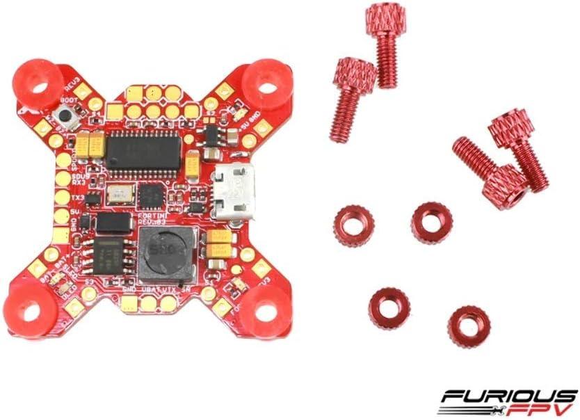 Furious FPV FORTINI F4 32Khz OSD Rev.2 Flight Controller