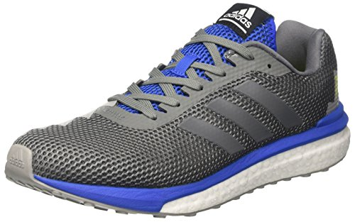 Hombre M Zapatos Gris Grivis adidas Vengeful Grivis Correr Azul qRw5BxIng