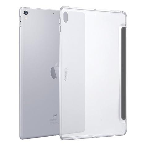 esr Funda iPad Pro 12.9 2017 Cubierta Tapa para la Parte Trasera, [Acopla con Keyboard] para Apple iPad Pro 12.9 2017 Generación 2ª -Transparente