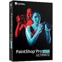 Paintshop Pro 2019 Ultimate - Photo Editing and Graphic Design Suite for PC [Amazon Exclusive]
