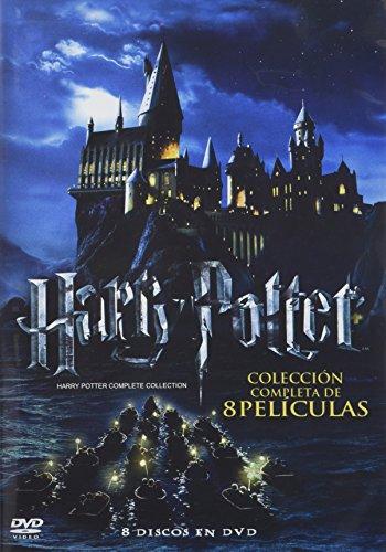 Harry Potter Coleccin 8 Peliculas Espaol Latino