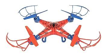 World Tech Toys - Spiderman Marvel Spider-Man Sky Hero 2.4 GHz ...