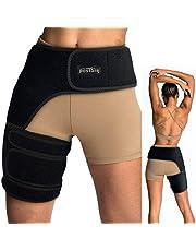 Vriksasana Posture Groin Hip Brace