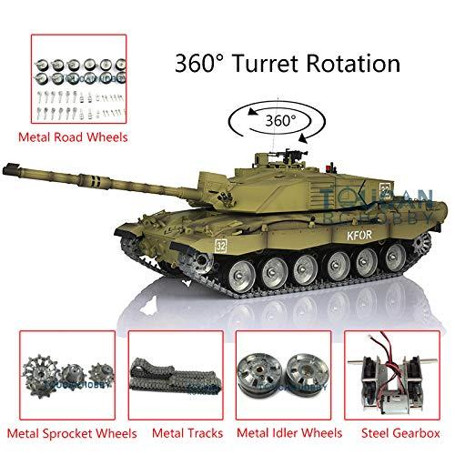 Henglong 1/16 6.0 Customize Challenger II RC Tank