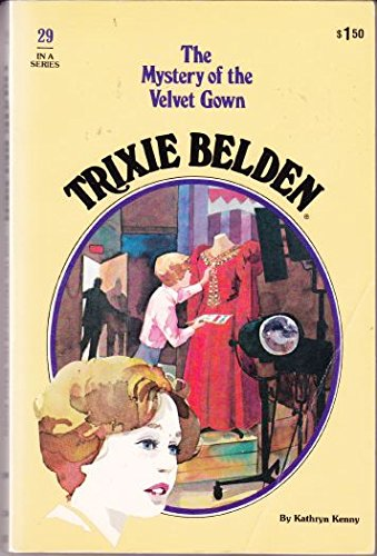 Trixie Rock - The Mystery of the Velvet Gown
