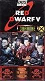 RED DWARF, Series V, Byte Two ~ 1992 Programs (Quarantine / The Inquisitor / Terrorform) [VHS]
