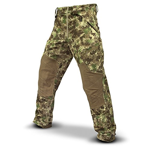 Planet Eclipse Elite Pants - HDE Cam - XL (Paintball Professional Pants)