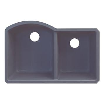 Transolid AUDD3120-17 Aversa 31.375-in x 20.5-in x 9.5-in Granite 1 ...