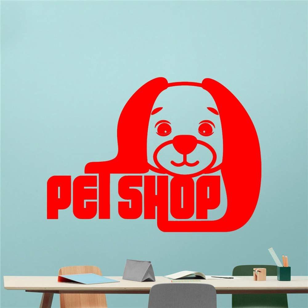 yaoxingfu Tienda de Mascotas Tatuajes de Pared Cachorro de Perro ...