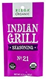 Riega Indian Grill Seasoning, 0.71 Ounce (Pack of 8)