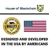 Bitcoin Coin in Luxury Showcase Edition