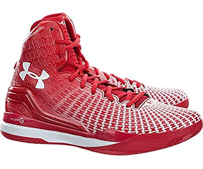 Under Armour Men's UA ClutchFit Drive Mid Basketball Shoes from Under Armour
