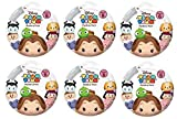 Bundle of 6: Disney Tsum Tsum Mystery Stack Pack Series 6