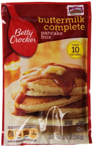 Complete Buttermilk Pancake Mix - 9