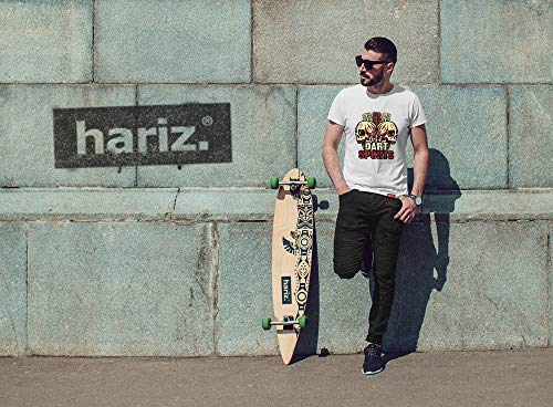 Vert T Homme shirt Hariz Clair dtw8Xtq