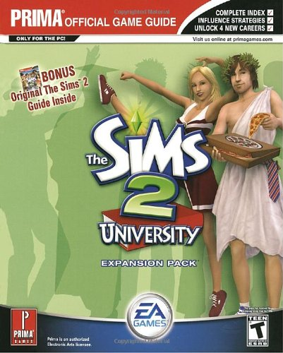 The Sims 2: University (Prima's Official Strategy Guide)