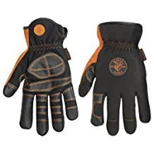 Klein Tools 40074 Electrician's Gloves, X-Large by Klein Tools