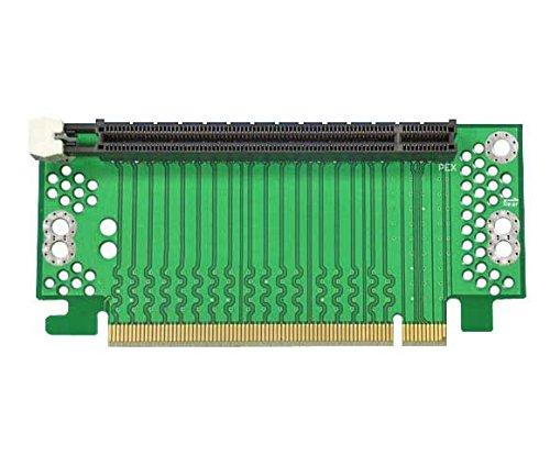 iStarUSA 2U PCIe x16 to PCIe x16 Reversed Riser Card (147260A)