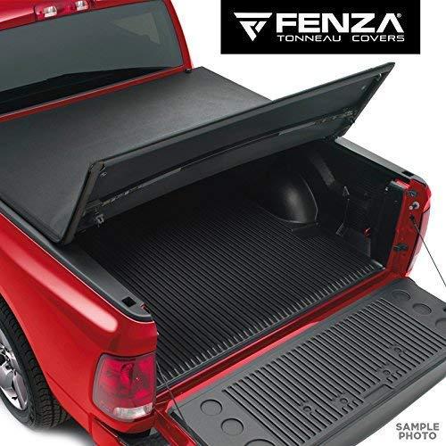 Mitsubishi Double Cab - Fenza Soft Tri-Fold Tonneau Cover for 2013-2015 Mitsubishi L200 Triton (Double Cab)