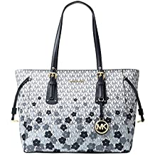 Michael Kors Voyager Signature Floral Medium Tote