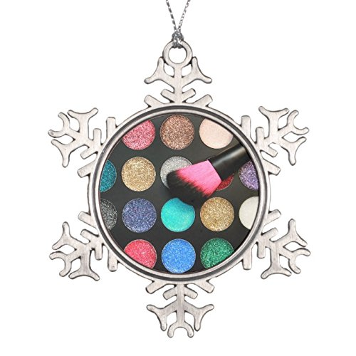 Glitter Makeup Ornament