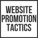 Website Promotion Tactics