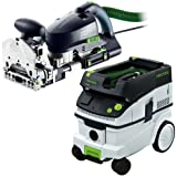 Festool DF 700 Domino XL + CT 26 Dust Extractor Package