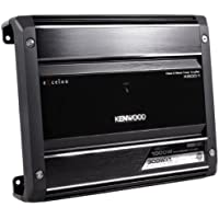 Kenwood X500 X series 500 Watt Digital Mono Car Audio Amplifier with Small Footprint for Easy Installation Anywhere In Your Vehicle