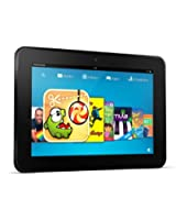 "Kindle Fire HD 8.9"" 4G LTE Wireless, Dolby Audio, Dual-Band Wi-Fi, 32 GB - Includes Special Offers (Previous Generation - 2nd)"
