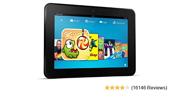 Previous Generation: Kindle Fire HD 8.9