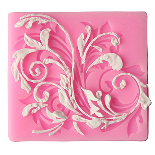 Fondant Silicone Lace Cake Candy Decorating baking equipment factory wholesale mold