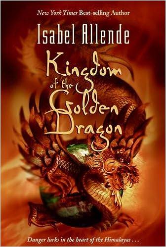 Kingdom Of The Golden Dragon Eagle And Jaguar 2 By Isabel Allende